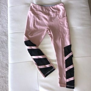 X by Gottex gym leggings with pocket